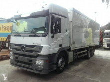 Camion Mercedes Actros 2544 fourgon brasseur occasion