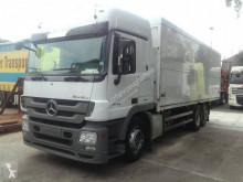 Kamion Mercedes Actros 2544 dodávka míchadlo použitý