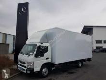 Camião furgão Mitsubishi Fuso Canter 7C18 Koffer+LBW Klima NL 3.240kg