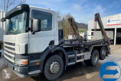 Scania P114 P114GB6x2 Welaki truck used hook arm system