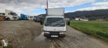 Camion Mitsubishi Canter FE534 rideaux coulissants (plsc) occasion