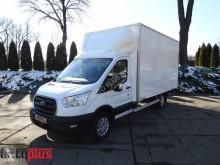 Ford TRANSITKONTENER WINDA 8 PALET KLIMATYZACJA TEMPOMAT SERWIS ASO truck used box