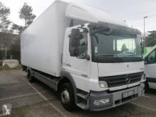 Mercedes plywood box truck Atego 1222 N