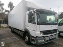 Lastbil Mercedes Atego 1222 N transportbil polybotten begagnad