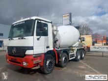Kamion Mercedes Actros 3235 beton frézovací stroj / míchačka použitý
