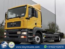 Camión BDF MAN TGM