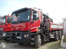 Renault C-Series 430 truck used two-way side tipper