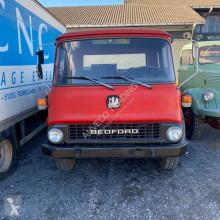 Veículo utilitário comercial estrado caixa aberta
