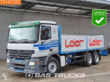Camion Mercedes Actros 3344 plateau ridelles occasion