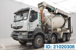 Грузовик техника для бетона бетоновоз / автобетоносмеситель Renault Kerax 410 DXI