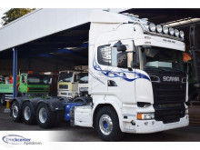 Scania R 730 truck used chassis
