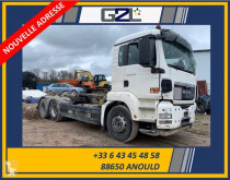 Camion polybenne MAN TGS 28.440