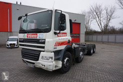 DAF CF85 truck damaged chassis