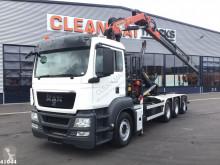 MAN TGS 35.400 truck used hook lift