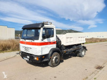 Camion polybenne Mercedes 1314