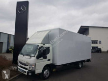Mitsubishi box truck Canter Fuso Canter 7C18 Koffer+LBW Klima NL 3.240kg
