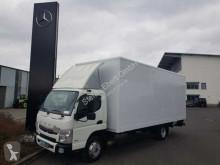 Mitsubishi Canter Mitsubishi 7C18 Koffer+LBW Klima NL 3.240kg truck used box