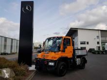 Unimog dropside truck Mercedes-Benz U300 4x4 Hydraulik Standheizung