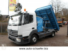 Camion Mercedes 823 K benă trilaterala second-hand