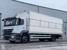Camion fourgon Mercedes-Benz Axor 1824 L Closed box truck