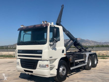 DAF CF 85.430 6X4 truck used hook arm system