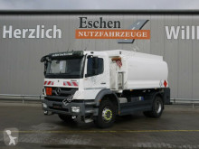 Mercedes Axor 1829 Axor 4x2 Lindner & Fischer A3*Steel*Manual truck used oil/fuel tanker
