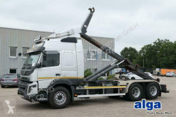 Gancho portacontenedor Volvo FMX FMX 500 6x4, Liftachse, Euro 6, VEB-Brake, Klima