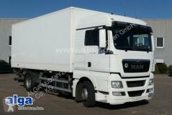 MAN furgon teherautó 18.360 TGX LL 4x2, 94.000km, 6.660mm lang, AHK