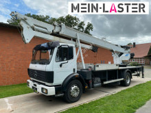 Mercedes 1717 Böcker 30-1000 30 Meter 1.000 kg Funk FB used mobile crane