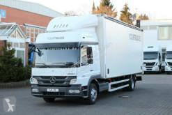 Mercedes box truck Atego 1324 Möbel Koffer-Plane/2Liegen/LBW/Edsch