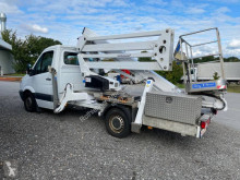 CTE Z 20 E used telescopic articulated platform commercial vehicle