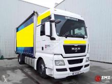 Camión MAN TGX 18.400 lonas deslizantes (PLFD) usado