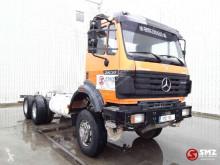 Camião estrado / caixa aberta Mercedes SK 2631