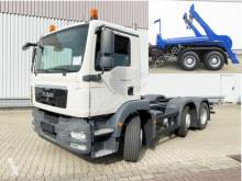 Kamion stroj s více korbami MAN TGM 26.250/290 6x2/4 BL 26.250/290 6x2/ mit Vorlauf-Lift-/Lenkachse, 6-Zylinder