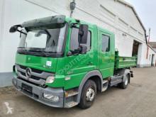 Camion Mercedes 822 DOKA 822 DOKA, 6 Pers. Meiller 3-Seiten 2 x AHK ribaltabile trilaterale usato
