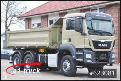 Lastbil flak MAN TGS 33.440, Meiller D316 Kipper, 6x6,