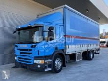Camión lona corredera (tautliner) Scania P 280
