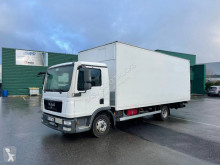 Teherautó MAN TGL 7.180 használt polcozható furgon