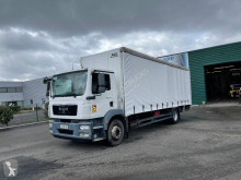 MAN TGM 18.290 truck used tautliner