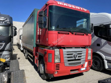 Camion Renault Magnum 480.26 centinato alla francese usato