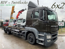 MAN TGS 24.360 truck used BDF