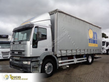 Camión lonas deslizantes (PLFD) Iveco Eurotech