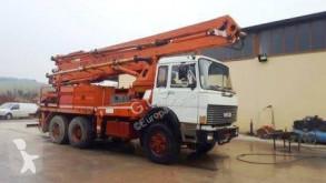 Kamion čerpadlo na beton Iveco