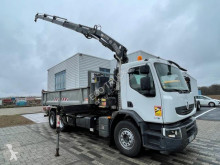 Lastbil Renault Premium Lander 370 flak begagnad