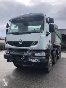 Renault billenőkocsi építőipari használatra teherautó Kerax 480 DXI