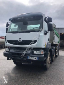 Camion benne TP Renault Kerax 480 DXI