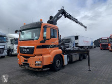 Camion MAN TGS 26.320 porte containers occasion