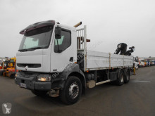 Camion Renault Kerax 320 plateau standard occasion