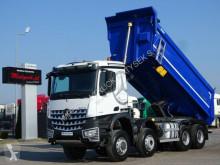 Camion benne Mercedes AROCS 4146 / 8X6 / TIPPER /VS MONT/FLEETBOARD