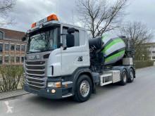 Camion béton toupie / Malaxeur Scania G G360 6x2/Intermix 7 m³/Verlängerung 9,00m Mit Re